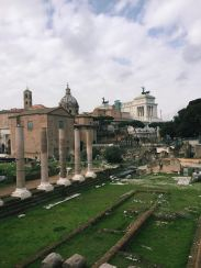 Palatine Hill/Roman Forum.