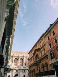 Streets of Rome.