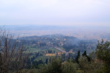 The view from Fiesole